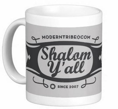 Shalom Y'all Mug by ModernTribe - ModernTribe - 1