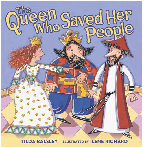 Baker & Taylor Book The Queen Who Saved Her People by Tilda Balsley
