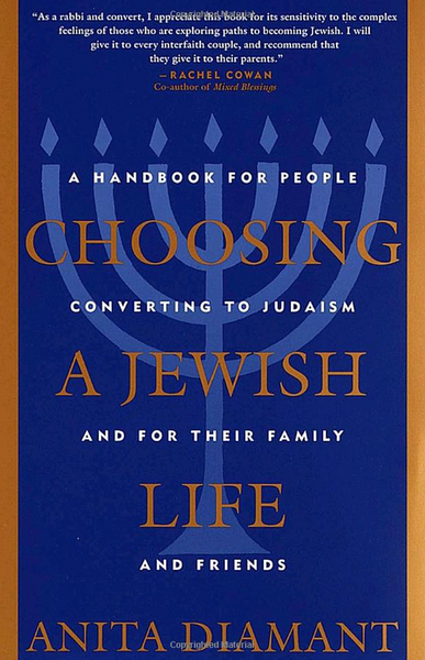 Baker & Taylor Book Choosing a Jewish Life by Anita Diamant