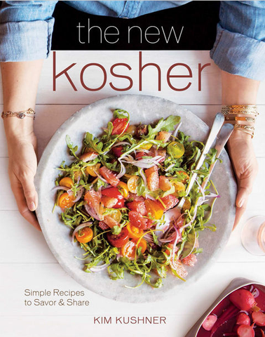The New Kosher: Simple Recipes To Savor & Share by Baker & Taylor - ModernTribe