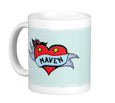 Maven Mug by ModernTribe by ModernTribe - ModernTribe - 1