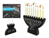 Chalkboard Menorah - All Ages by Decor Craft - ModernTribe