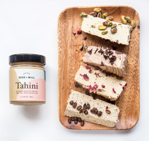 Seed + Mill Tasting Pack with Halva and Tahini