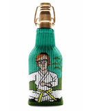 Jew Jitsu Knit Koozie by Freakers