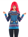 Chai Maintenance Hanukkah T-shirt/Sweater