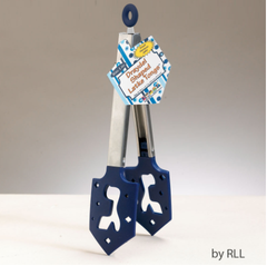 Dreidel Shaped Latke Tongs
