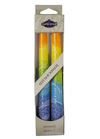 "Fantasy Taper Candles - 10"" - Orange"