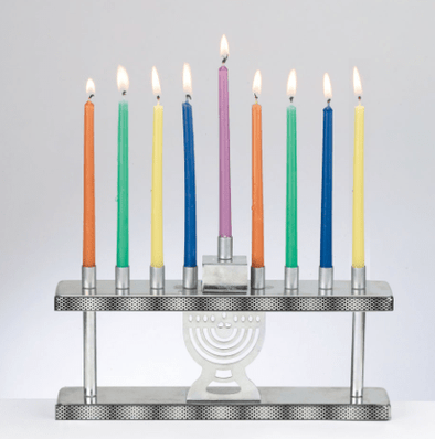 DIY Menorah Kit