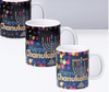 Color Changing Chanukah Mug