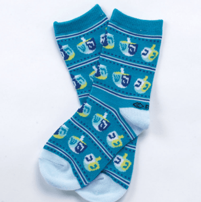 Dreidel Socks, Kids