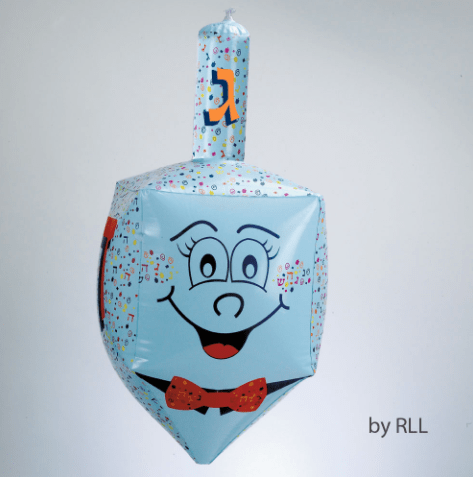 Rite Lite Decoration Default Large Inflatable Dreidel