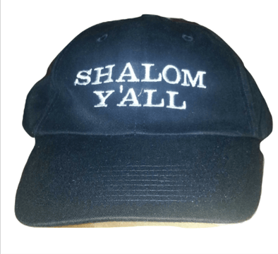 Shalom Y'all Hat - ModernTribe