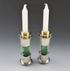 Round Wedding Shards Candleholders by Joy Stember