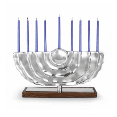 Ripple Menorah