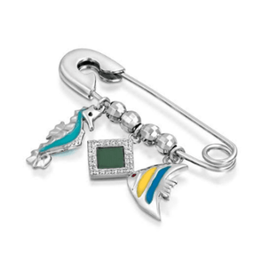Nano-Chip Sea Life Baby Pin