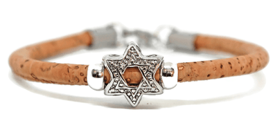 Tribal Star of David Bracelet