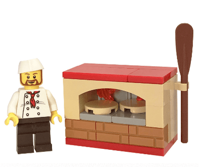 Mayer the Matzah Baker Lego® Kit
