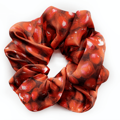 High Holiday Pomegranate Scrunchie - ModernTribe