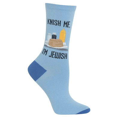 Women's Knish Me Crew Socks