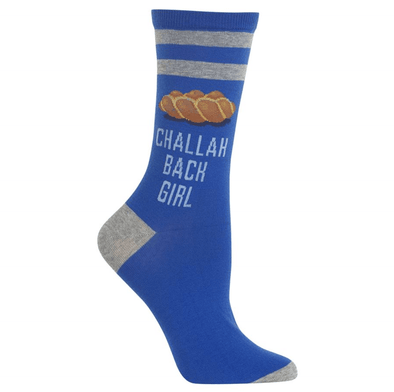 Women's Challah Back Girl Socks - ModernTribe