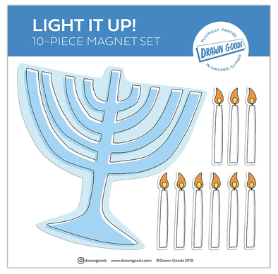 Light-it-Up Magnet Set