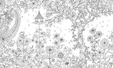 Secret Garden: An Inky Treasure Hunt and Coloring Book by Johanna Basford by Hachette Book Group - ModernTribe - 4