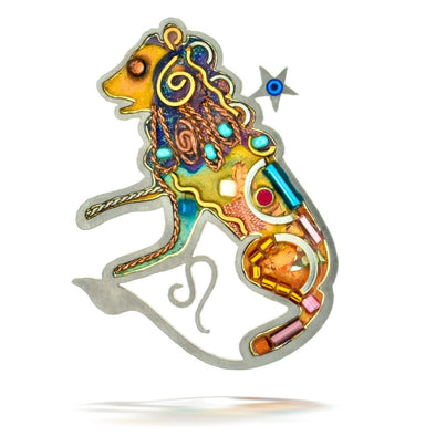 Seeka Leo Pin by Seeka - ModernTribe - 1