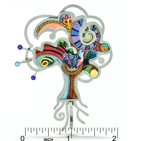 Seeka Tree of Life Pin - ModernTribe