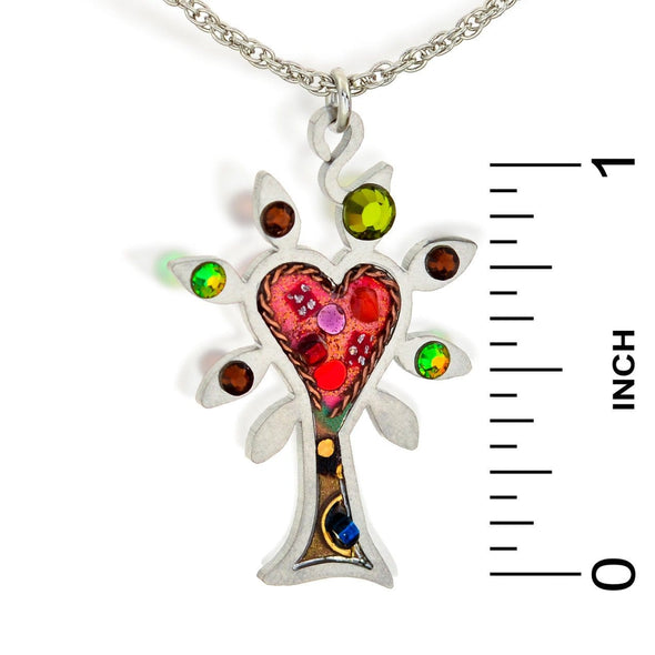 "Seeka ""Tree of Love"" Necklace by Seeka - ModernTribe - 3"