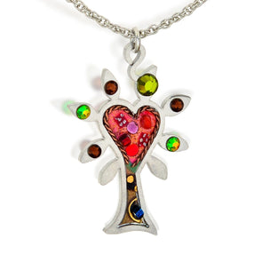 "Seeka ""Tree of Love"" Necklace by Seeka - ModernTribe - 1"