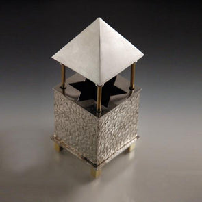 Havdalah Spice Box by Joy Stember by Joy Stember - ModernTribe - 1