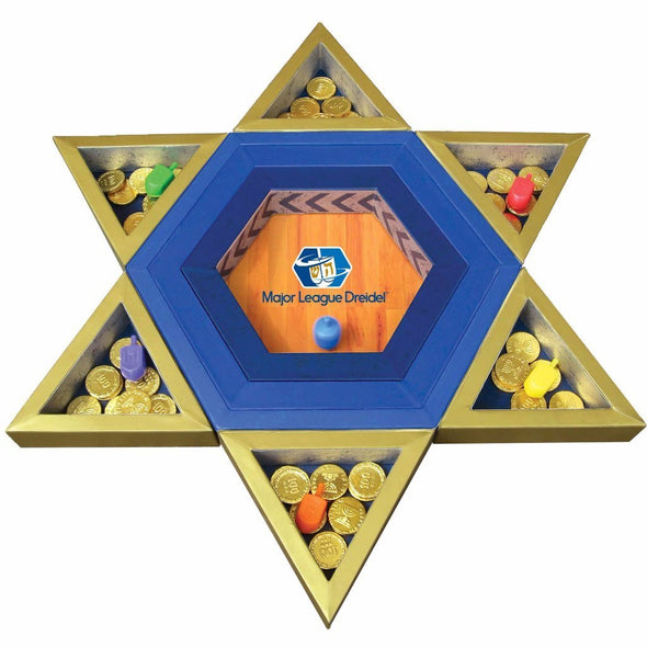 Major League Dreidel's Spinagogue