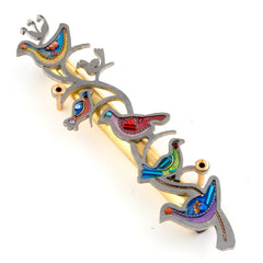 Seeka Doves of Peace Mezuzah by Seeka - ModernTribe
