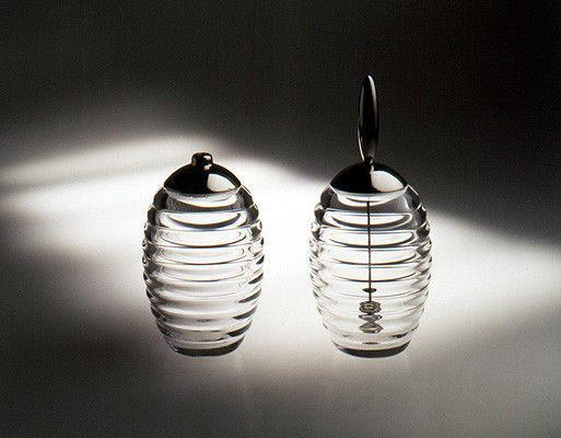 Apple & Honey Pot by Alessi by Alessi - ModernTribe - 3