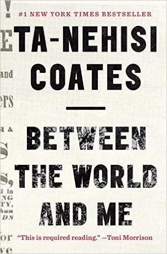 Baker & Taylor Book Between The World And Me by Ta-Nehisi Coats
