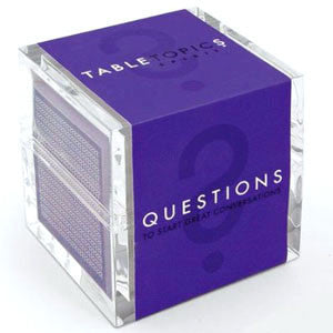 Table Topics : Spirit Edition | Conversation Cards by Other - ModernTribe - 1