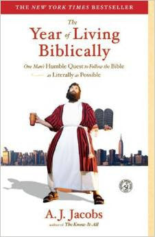 The Year of Living Biblically by A.J. Jacobs by Baker & Taylor - ModernTribe - 1