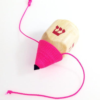 Handmade Throwing Dreidel - Ages 9+ - ModernTribe