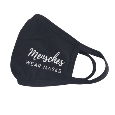ModernTribe Mask Mensches Wear Masks Face Mask - 100% Cotton