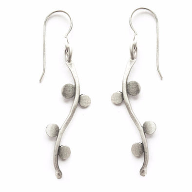 Bittersweet Vine Earrings by Emily Rosenfeld - ModernTribe