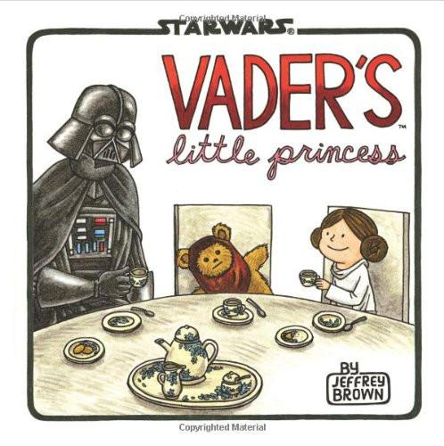 Hachette Book Group Book Vader's Little Princess by Jeffrey Brown