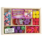 Hanukkah Wooden Beads Craft Kit by Rite Lite - ModernTribe