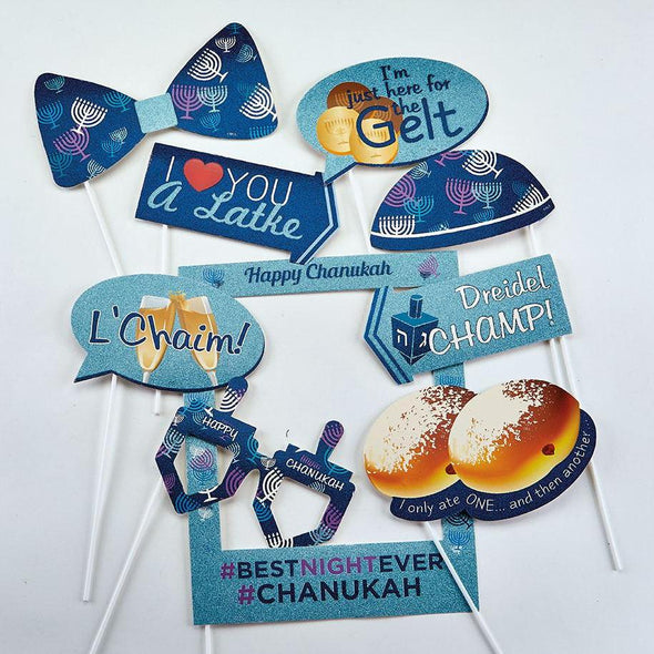 Chanukah Selfie Set