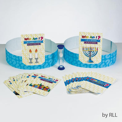 Rite Lite Games Default Who Am I? A Jewish Guessing Game