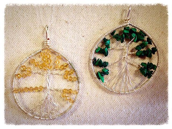 Marcy Levinson Pendant Tree of Life Pendants by Marcy Levinson
