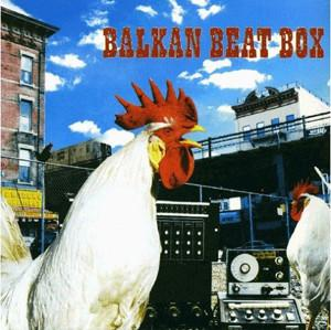 Balkan Beat Box CD by JDub - ModernTribe