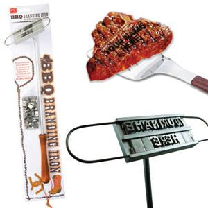 BBQ Branding Iron by Other - ModernTribe - 1