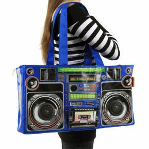 Ghettoblaster Bag by Parcel/Loop NYC by Other - ModernTribe - 1