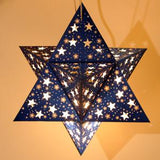 Star of David Paper Lanterns - As Seen in LATimes! by Other - ModernTribe - 3