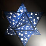 Star of David Paper Lanterns - As Seen in LATimes! by Other - ModernTribe - 1